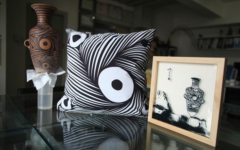 企业,以市场为先导,建立甘肃文化遗存和文化衍生创意产品的设计研发图片